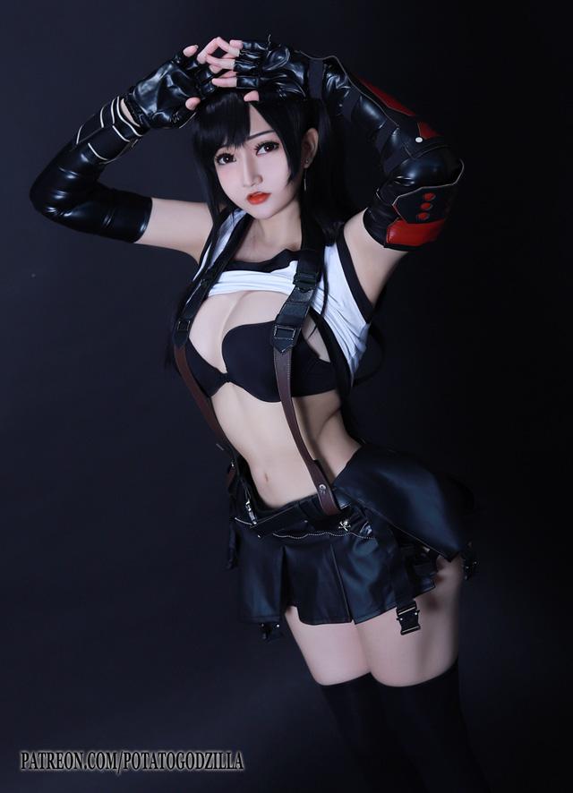 Cộng đồng game thủ mê mẩn bộ ảnh nóng bỏng mắt của nữ cosplayer Hiino Yuki - ảnh 21