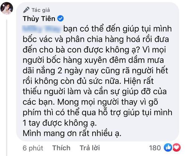 """Chủ tịch UBND Hà Tĩnh: """"Công Vinh – Thủy Tiên không nhận vơ đồ ủng hộ"""" - ảnh 6"""