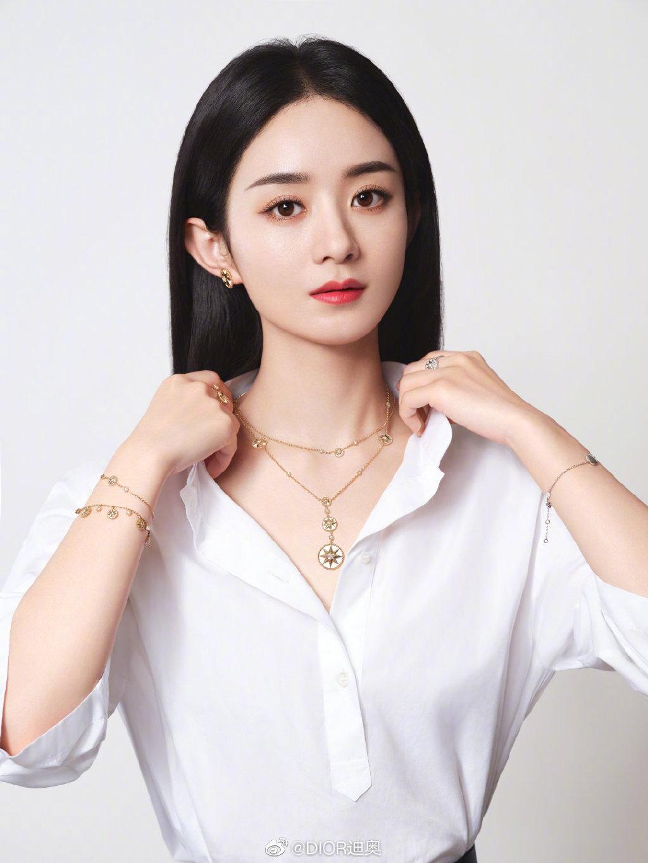 """Triệu Lệ Dĩnh đẹp ná thở trên thảm đỏ, lấn lướt Cảnh Điềm """"đệ nhất mỹ nữ Bắc Kinh"""" - ảnh 13"""
