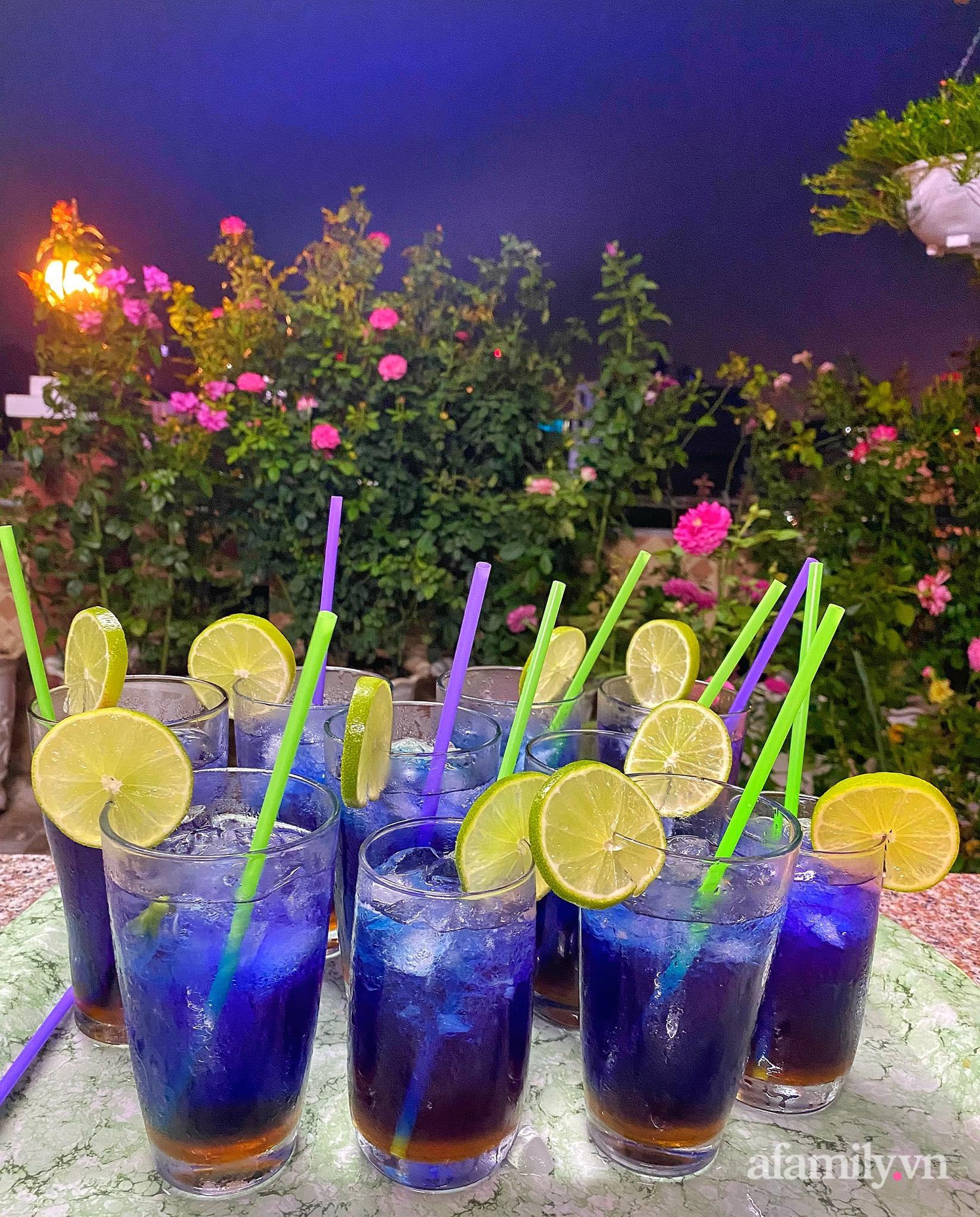 Sân thượng phủ kín hoa hồng và rau quả sạch ở Sài Gòn của Hoa hậu Janny Thủy Trần - ảnh 31
