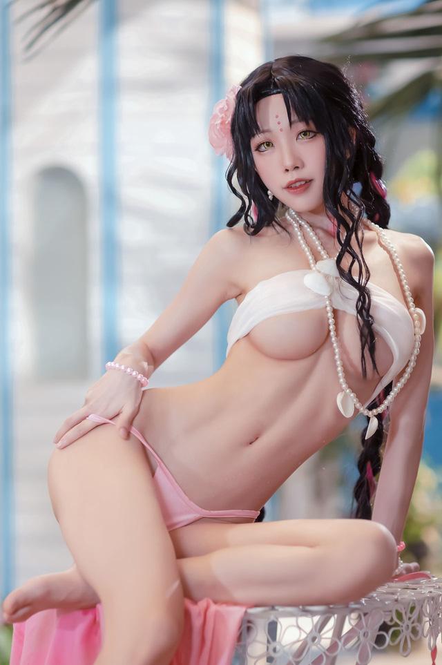 Nóng nực thế này, ngắm gái xinh Fate/Grand Order giúp anh em đánh bay mệt mỏi, nâng cao sức khỏe chơi game - ảnh 8