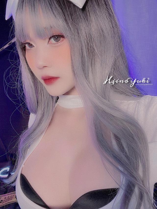 Cộng đồng game thủ mê mẩn bộ ảnh nóng bỏng mắt của nữ cosplayer Hiino Yuki - ảnh 9