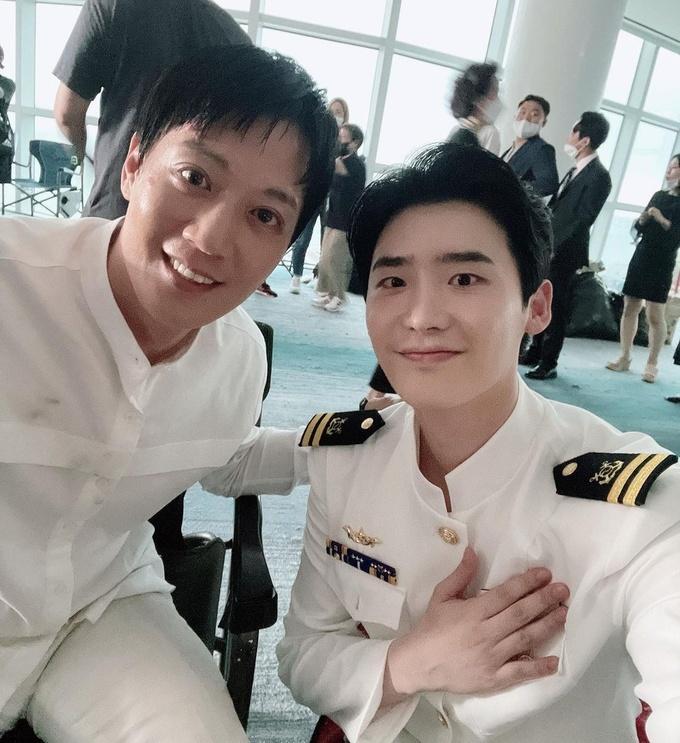 Instagram sao Hàn 25/7 - ảnh 13