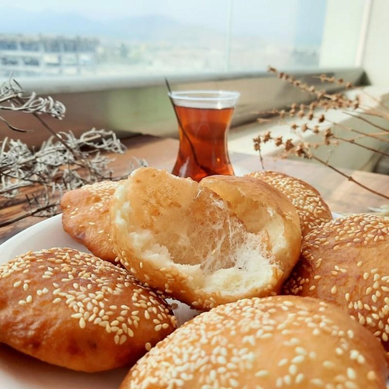 Cách làm bánh tiêu mềm ngon thơm lừng, ăn là ghiền - ảnh 16