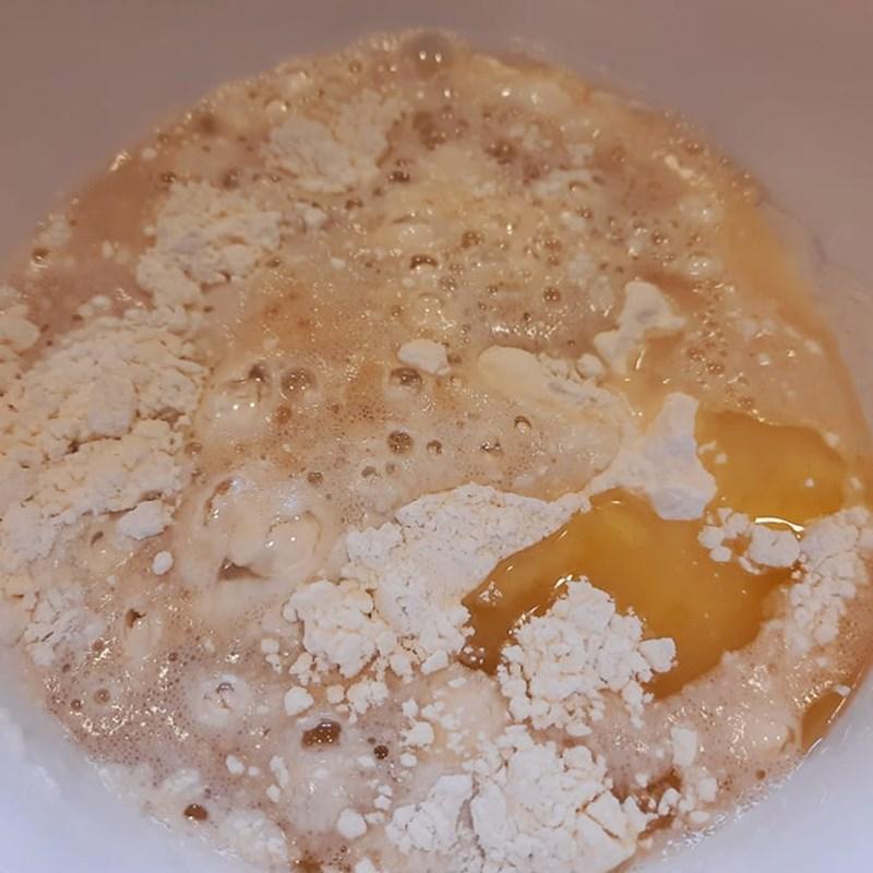 Cách làm bánh tiêu mềm ngon thơm lừng, ăn là ghiền - ảnh 5