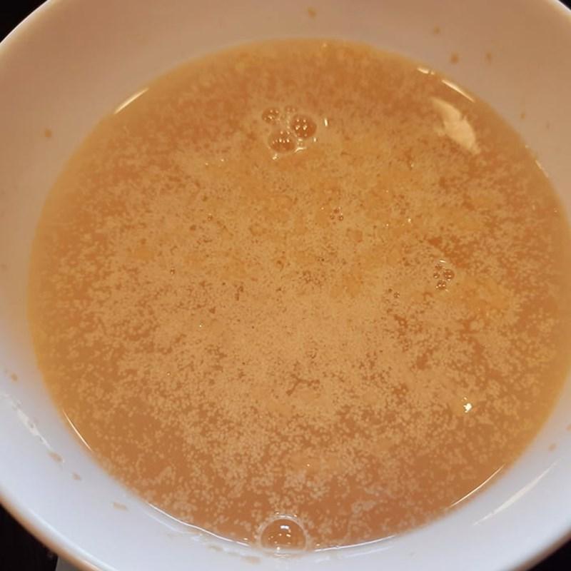 Cách làm bánh tiêu mềm ngon thơm lừng, ăn là ghiền - ảnh 2