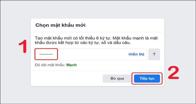Cách lấy lại mật khẩu Facebook dễ dàng - ảnh 3