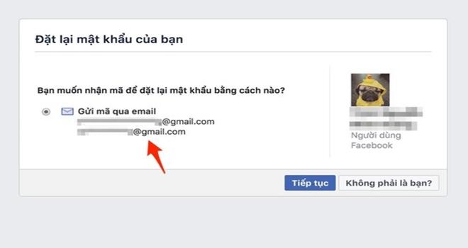 Cách lấy lại mật khẩu Facebook dễ dàng - ảnh 2