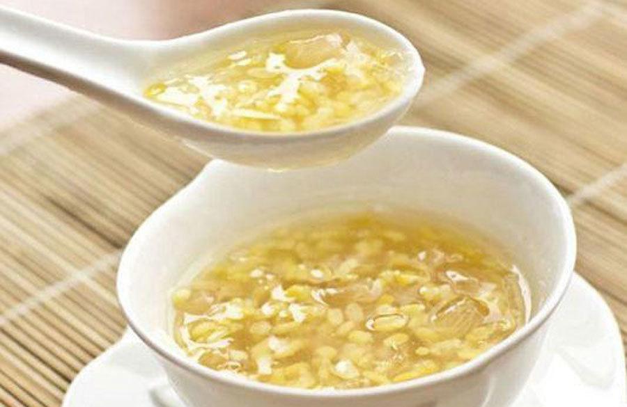 Công thức nấu chè đậu xanh đơn giản nhưng không kém phần thơm ngon, bổ dưỡng - ảnh 3