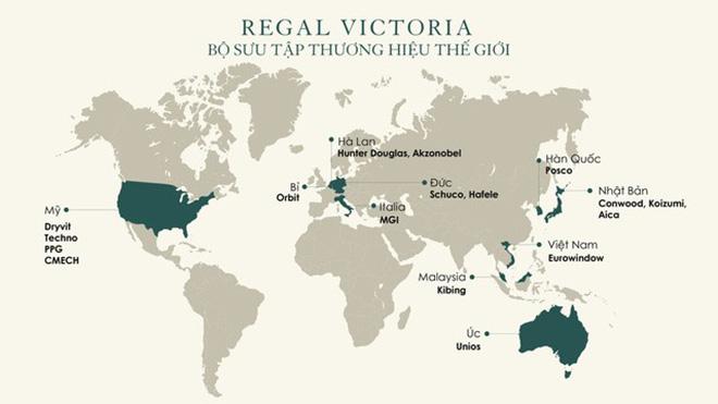 Những thương hiệu đẳng cấp nào hội tụ tại dự ánRegal Victoria củaĐất Xanh Miền Trung - ảnh 2
