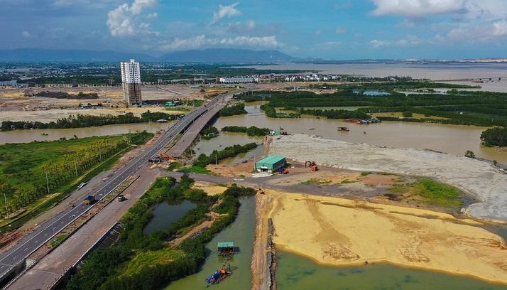 Bình Định kêu gọi đầu tư 3 dự án khu dân cư Khu kinh tế Nhơn Hội - ảnh 1