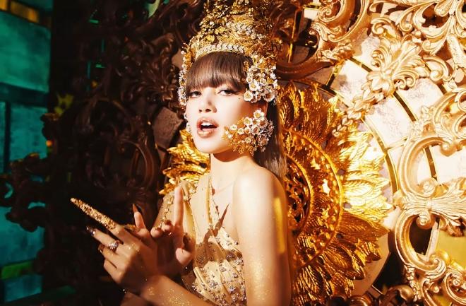 Lisa Blackpink phá kỷ lục 100 triệu view với ''LALISA'' - ảnh 2