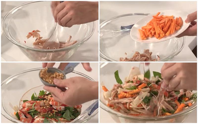 Món cá đù chiên sả ớt giòn rụm ngon thấm vị - ảnh 10