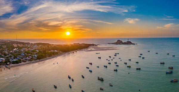 Bất động sản biển La Gi đón sóng đầu tư cuối năm - ảnh 1
