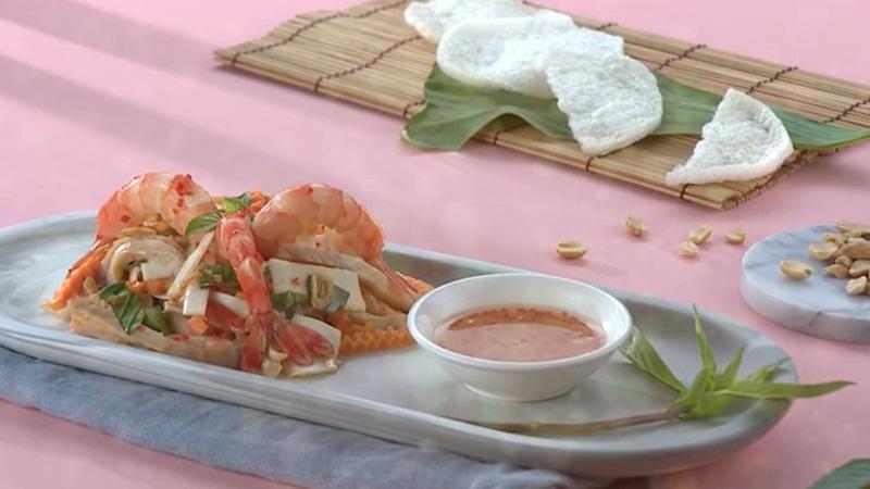 Món cá đù chiên sả ớt giòn rụm ngon thấm vị - ảnh 5