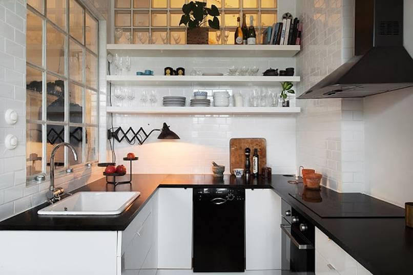 Mẫu nhà bếp nhỏ đẹp, cực tiện nghi cho chung cư gây sốt hiện nay - ảnh 4