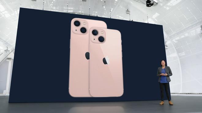 iPhone 13 và iPhone 13 mini chính thức: ''Tai thỏ'' gọn hơn, camera có chống rung cảm biến, Apple A15, giá từ 699 USD - ảnh 3