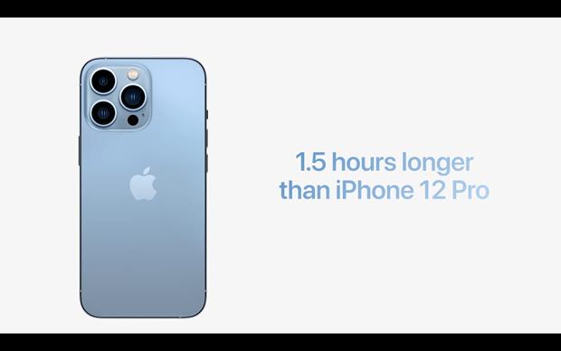 Apple chính thức giới thiệu 4 mẫu iPhone 13 mới với giá từ 699 USD - ảnh 12