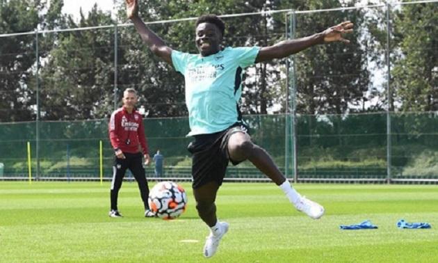 4 điều rút ra sau buổi tập của Arsenal: Arteta chào đón sự trở lại của nhiều trụ cột - ảnh 1