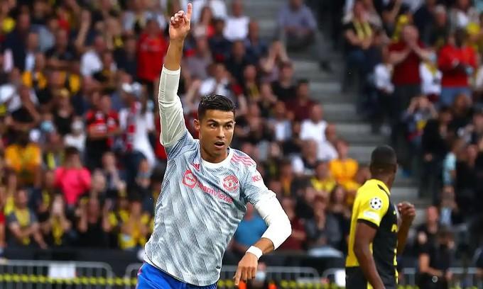 10 thống kê Young Boys 2-1 M.U: Đẳng cấp Ronaldo; Ký ức Nani hiện về - ảnh 4