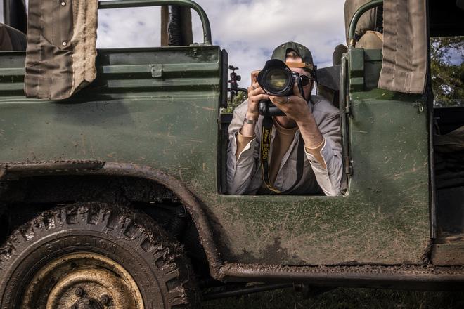 Tận dụng thời gian mắc kẹt ở Kenya do đại dịch, nhiếp ảnh gia tạo ra album ảnh động vật hoang dã ấn tượng - ảnh 2