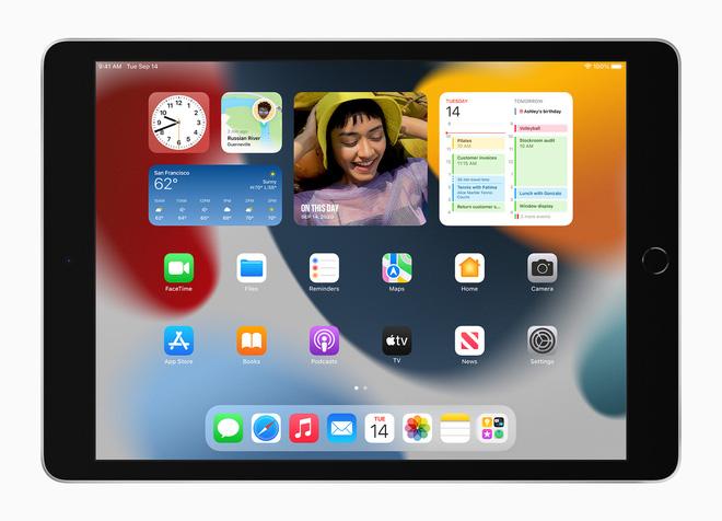 Apple ra mắt iPad giá rẻ mới: A13 Bionic, camera selfie góc siêu rộng, giá từ 329 USD - ảnh 2