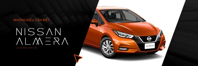 Nissan Almera bản ''taxi'' về đại lý: Mâm thép, ''cắt'' nhiều option nhưng động cơ mạnh hơn bản ''full'', giá 469 triệu đồng - ảnh 4