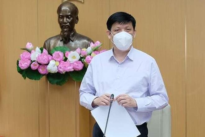 Bộ Y tế đề nghị Bộ Quốc phòng cử lực lượng hỗ trợ 2 tỉnh chống dịch - ảnh 1
