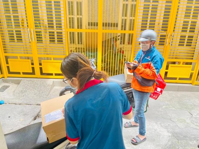TPHCM: Giới kinh doanh đặt kỳ vọng khi shipper được chạy liên quận - ảnh 3
