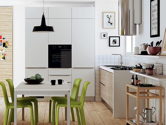 Mẫu nhà bếp nhỏ đẹp, cực tiện nghi cho chung cư gây sốt hiện nay - ảnh 10