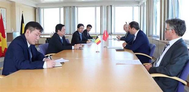 Thúc đẩy hợp tác Việt Nam-EU về thương mại, đầu tư và nông nghiệp - ảnh 3