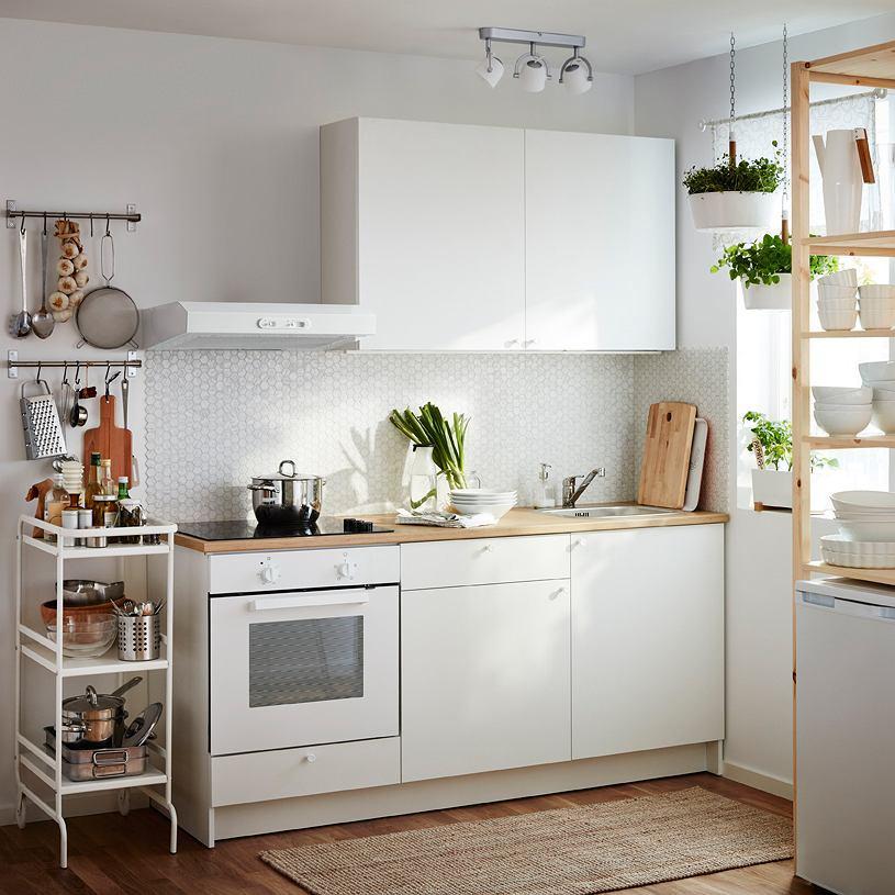 Mẫu nhà bếp nhỏ đẹp, cực tiện nghi cho chung cư gây sốt hiện nay - ảnh 2