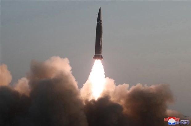 Pháp kêu gọi Triều Tiên kiềm chế leo thang căng thẳng khu vực - ảnh 1