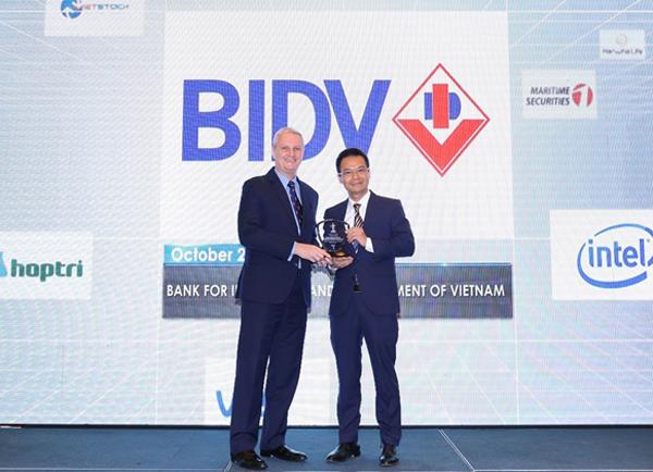 BIDV đẩy mạnh hợp tác quốc tế, nâng chất nguồn nhân lực - ảnh 1
