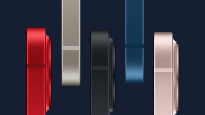 iPhone 13 và iPhone 13 mini chính thức: ''Tai thỏ'' gọn hơn, camera có chống rung cảm biến, Apple A15, giá từ 699 USD - ảnh 2