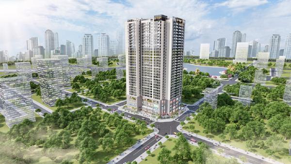 Dự án Harmony Square ra mắt quỹ căn hộ cho người nước ngoài - ảnh 1