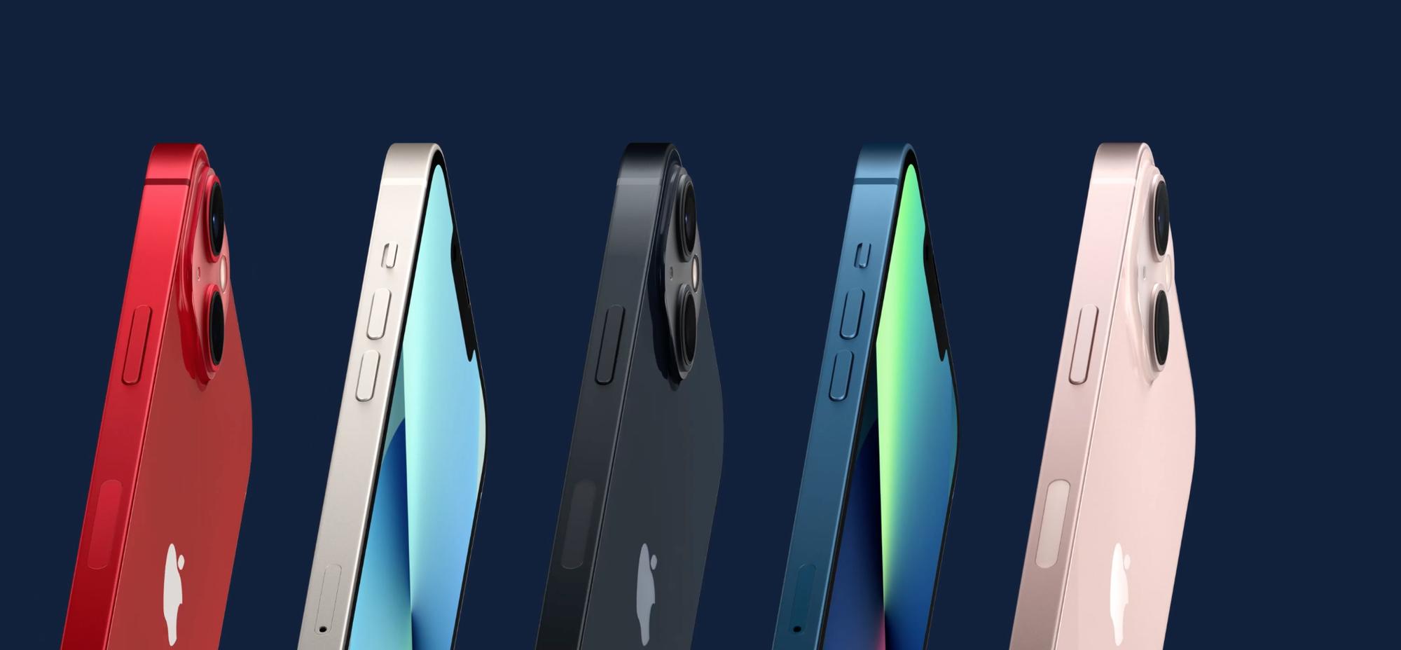 Tất tần tật về 4 mẫu iPhone 13 vừa ra mắt - ảnh 1