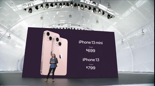 Apple chính thức giới thiệu 4 mẫu iPhone 13 mới với giá từ 699 USD - ảnh 6