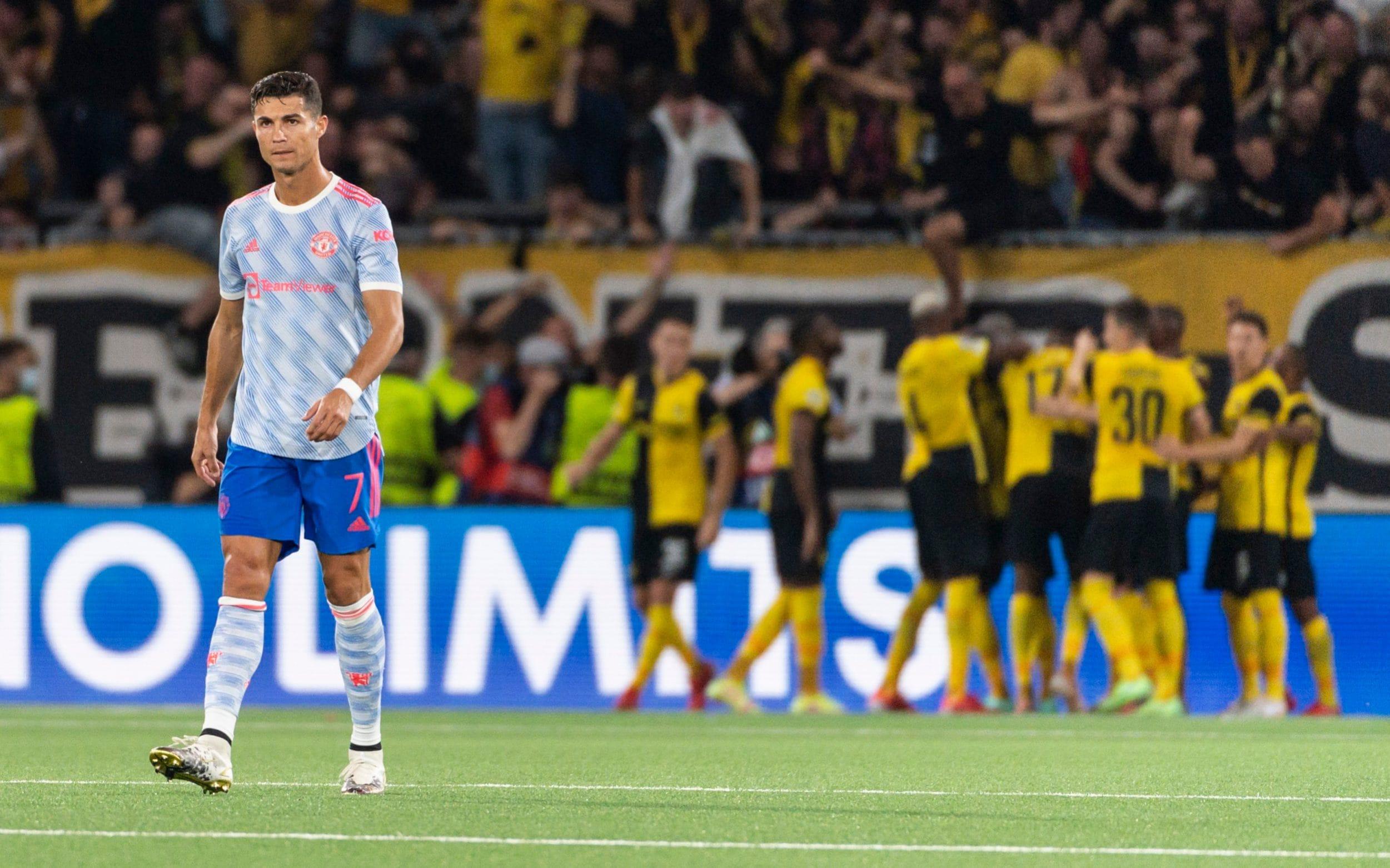 10 thống kê Young Boys 2-1 M.U: Ronaldo san bằng 2 kỷ lục; Ký ức Nani hiện về - ảnh 3