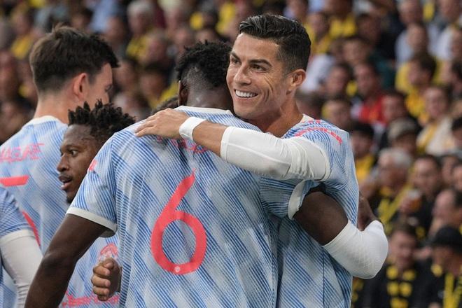10 thống kê Young Boys 2-1 M.U: Đẳng cấp Ronaldo; Ký ức Nani hiện về - ảnh 8