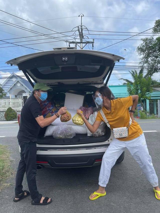 Ford Explorer của Hoa hậu H''Hen Niê ''trọng thương'' khi đi tiếp tế, nàng hậu bóc tách từ tai nạn cho CĐM ''hóng'' cùng - ảnh 6