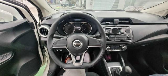 Nissan Almera bản ''taxi'' về đại lý: Mâm thép, ''cắt'' nhiều option nhưng động cơ mạnh hơn bản ''full'', giá 469 triệu đồng - ảnh 2