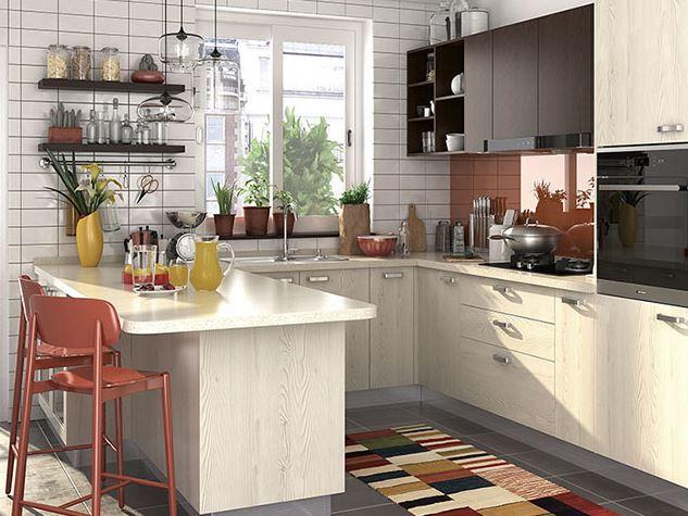 Mẫu nhà bếp nhỏ đẹp, cực tiện nghi cho chung cư gây sốt hiện nay - ảnh 3