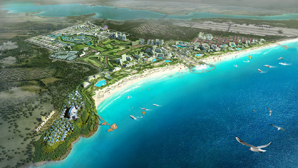 Giải mã sức hút của siêu quần thể nghỉ dưỡng KN Paradise - ảnh 2