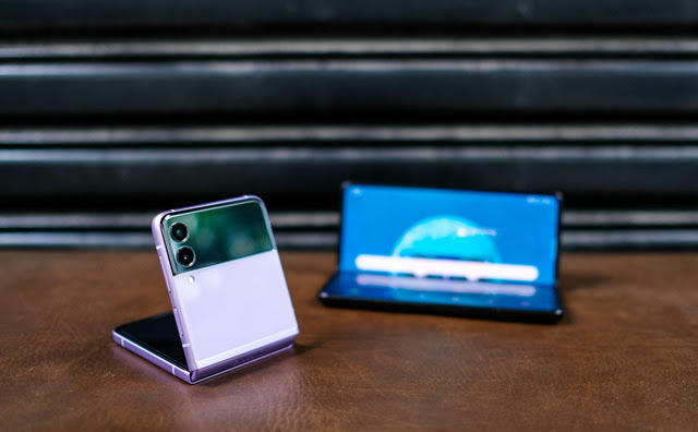 Nghịch lý iPhone 13 với Galaxy Z Fold3 - ảnh 2