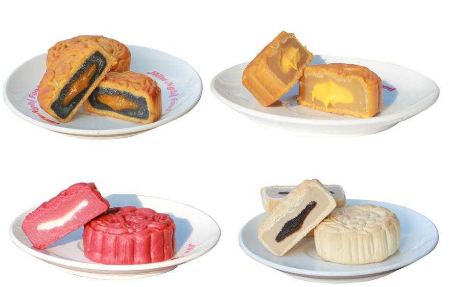 Khám phá bánh Trung thu tan chảy hot trend - ảnh 2