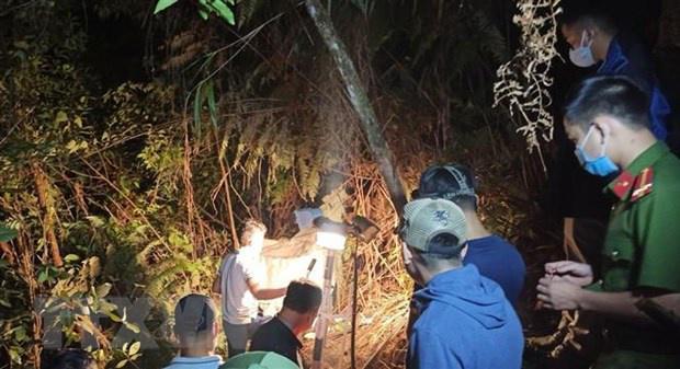Điều tra vụ án một phụ nữ tử vong trong rừng sâu - ảnh 1
