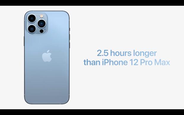 Apple chính thức giới thiệu 4 mẫu iPhone 13 mới với giá từ 699 USD - ảnh 13