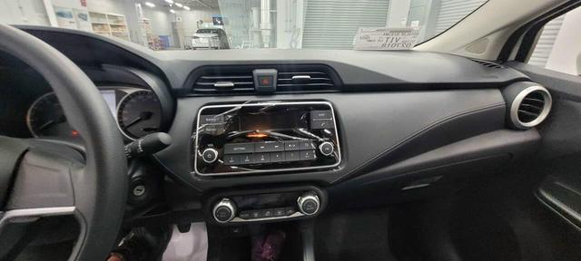 Nissan Almera bản ''taxi'' về đại lý: Mâm thép, ''cắt'' nhiều option nhưng động cơ mạnh hơn bản ''full'', giá 469 triệu đồng - ảnh 3