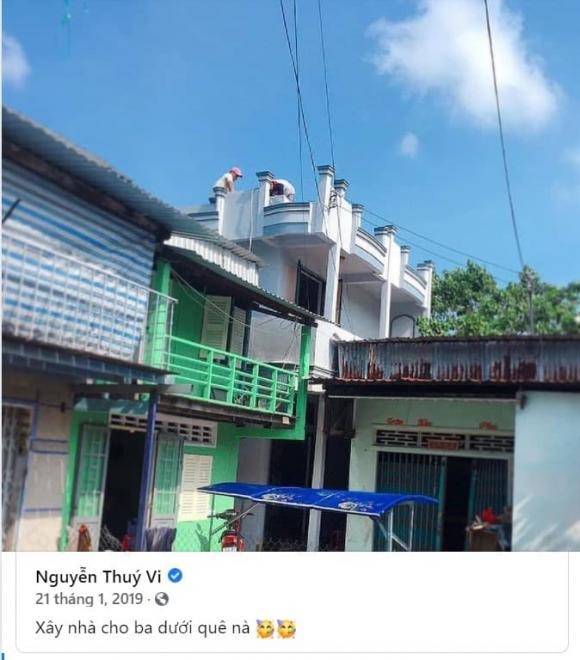 Hot girl Thúy Vi lên tiếng khi bị đồn lên Sài Gòn sống sang chảnh nhưng không lo cho gia đình - ảnh 4